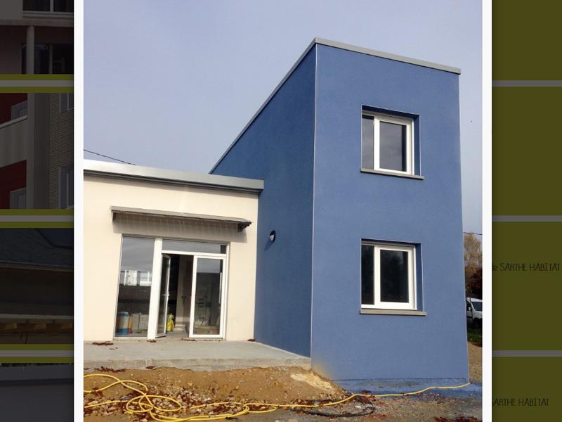 Construction de 10 logements mamers hatton electricit - Cctp electricite logement collectif ...